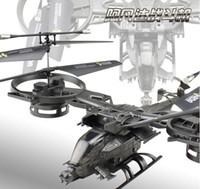 helicóptero de control remoto real al por mayor-YD711 Avatar 2.4G 4ch helicóptero de control remoto GYRO YD-711 rc Modelo Real Avatar Helicopter