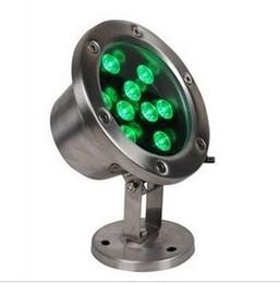 Canada 10pcs 12w LED lampe fontaine lumière sous-marine Offre