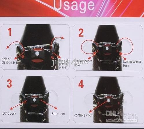 atacado! Superbright novo LED shoelaceSports shoes piscar cadarço 50 pçs / lote 25 pares LIVRE de COMPRAS