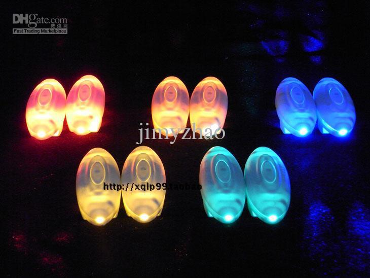 모조리! superbright 새로운 LED 신발 끈 스포츠 신발 신발 끈을 깜박이 /  FREE SHOPING