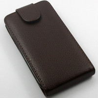 Wholesale Galaxy S3 Premium Case - 10pcs leather case cover Flip Premium Luxury PU Pouch For Samsung Galaxy SIII S3 i9300 free shipping