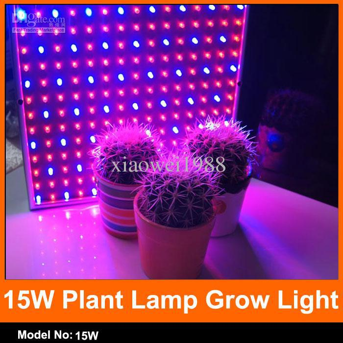 225 LED Hydroponic Plant Grow Light Panel Red Blue for faster growing and blooming plants Led Light