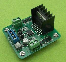 Wholesale L298n Stepper Controller - Dual H Bridge DC Stepper Motor Drive Controller Board Module L298N for arduino