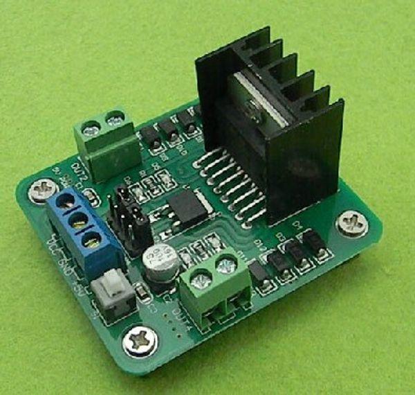 top popular Dual H Bridge DC Stepper Motor Drive Controller Board Module L298N for arduino 2021