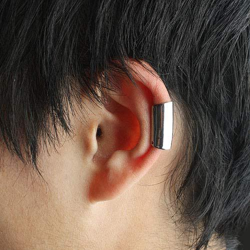 50 % OFF 유니섹스 귀걸이 구리 귀걸이 귓가 실버 귀걸이 송료 무료 LM - C069