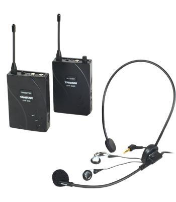 Heißer verkaufender UHF drahtloser Reiseleiter-System-drahtloser PA-Verstärker (eins zu mehr) Freies Verschiffen