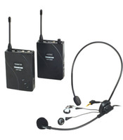 Wholesale Wholesale Pa Systems - Hot Selling UHF wireless Tour Guide System Wireless PA Amplifier ( one to more ) Free shipping