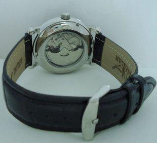 heißer luxus automatische männer leder tourbillion mechanischer tauch designer herren armbanduhr sport jaragar