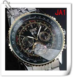 Wholesale Sports Diving Wrist Watch - luxury men mechanical watch stainless steel date day dive mens automatic wrist watches sport jaragar