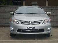 toyota corolla tagfahrlicht großhandel-Super helle LED-Tagfahrlicht DRL mit Nebellampenabdeckung für Toyota Corolla 2010 ~ 2012, 1pair, freies Verschiffen