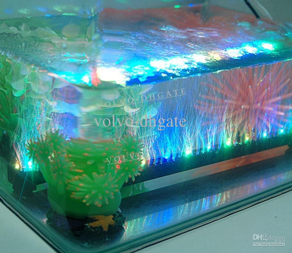 2018 multi color led aquarium light 12 leds 31cm led