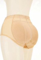 BOUTONS DE SILICIUM COUSSINS SEXY PADDED BUM BUM BUTT PADS GIRDLE FASHION NU FORMES INSERTS BRA