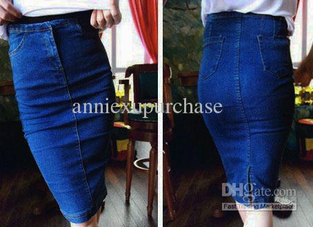 2017 Fashion Spring Autumn Women Ladies Female Denim Jeans Casual ...