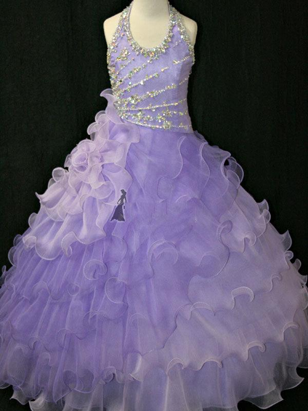 Christmas purple rose white halter flower girl dress girls skirt christmas purple rose white halter flower girl dress girls skirt princess skirt pageant dress custom size 2 4 6 8 10 hf703031 flower girl dresses size 16 mightylinksfo