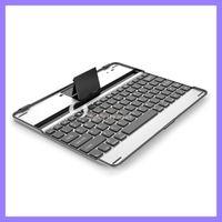 alumínio do carrinho do ipad venda por atacado-HOT Bluetooth 3.0 caso Teclado De Alumínio com suporte para Novo ipad para ipad 2 3 teclado sem fio 8.5mm ultra Fino para ipad 4
