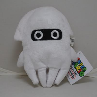 "BLOOPER 6"" (15CM) SUPER MARIO BROS PLUSH DOLL TOY"