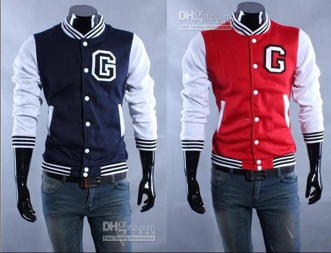 2012 New Fashion Men's Jacket ,Sports Jackets Baseball Jerseys ...