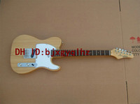 Wholesale Electric Stun - Wholesale Brand new stunning Natural Color Electric Guitar Custom Chinese guitar