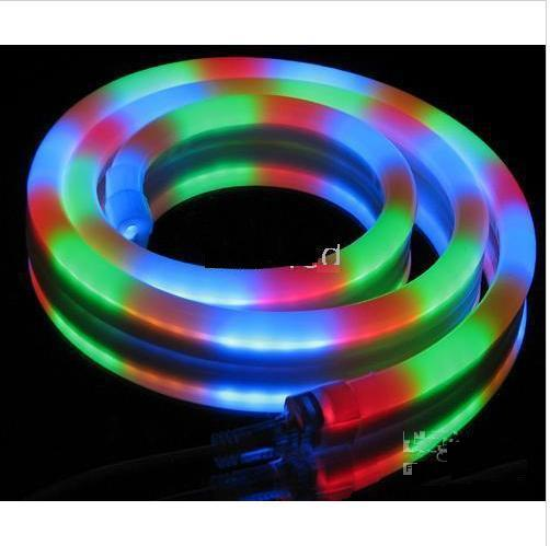 Online cheap sales promotion rgb led neon rope lightled neon light online cheap sales promotion rgb led neon rope lightled neon light led flexible neon rope light by goodsoft dhgate aloadofball Images