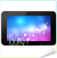 "Wholesale Sanei Usb - Cheap 7"" Capacitive Screen Tablet PC Sanei N77 Allwinner A13 512MB DDR3 8G WIFI USB 3G Ebook 8Pcs"