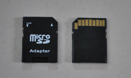 Sd delivery online shopping - SD card adapter SD card reader SD card adapter TF to SD freeshipping by DHL fast delivery TF MICRO