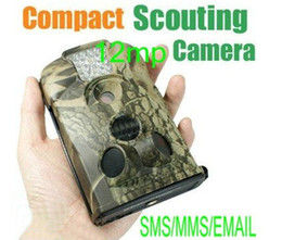 Wholesale Ltl Acorn Game Camera - ltl acorn 5210MM 940nm 12MP MMS GSM infrared hunting Trail camera scouting wildview game Ltl-5210MM