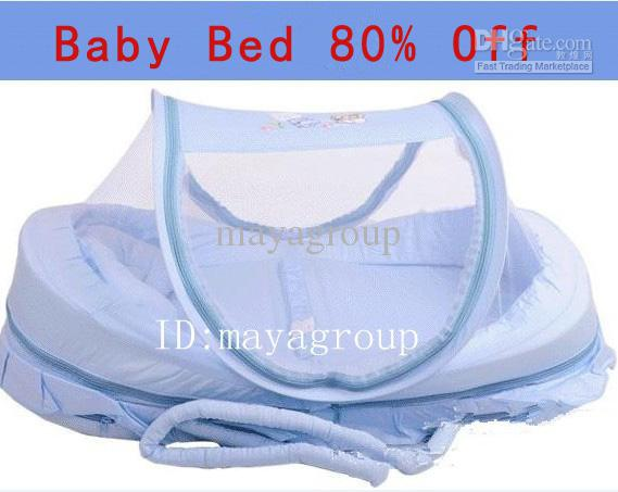 Baby Delight Deluxe Nest Baby Portable Sleep Crib Cribs