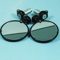 Wholesale Suzuki Hayabusa Mirrors - Free Shipping Bar End Mirrors For Suzuki SV650 GSXR 600 750 1000 Hayabusa