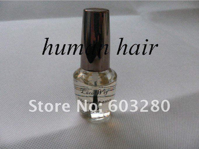 2 flaskor 0.5oz Lace Wig Silikonlim / Limlösning Gratis frakt