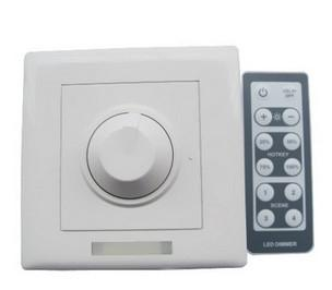 led light Dimmer switch, 200W 220V/110V dimmer with remote control