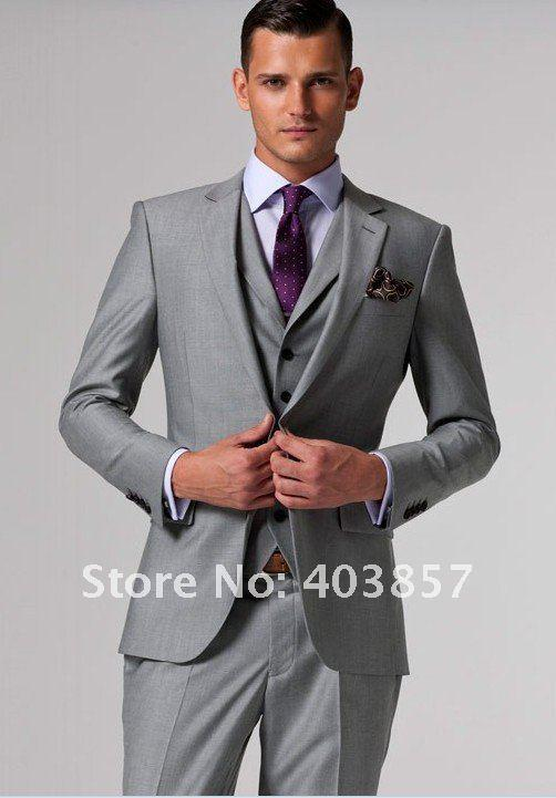 2017 Design Men Suit Custom Made Suit Slim Fit Men Suit Dress ...
