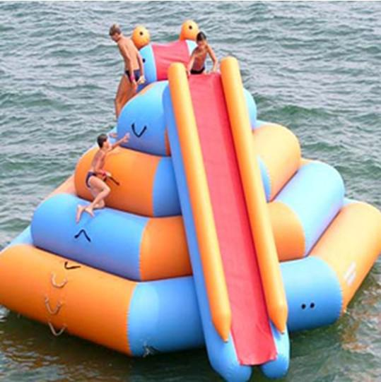 see larger image - Blow Up Water Slides