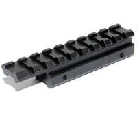 Wholesale Dovetail Rail Extension - Dovetail Rail Extension 11mm to 20mm rail mount Weaver Adapter
