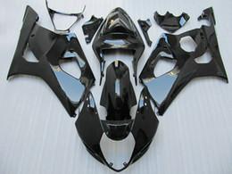 $enCountryForm.capitalKeyWord NZ - Free ship All gloss Black fairing kit for 2003 2004 GSX-R1000 K3 Brand new body kit GSXR1000 GSXR 1000 03 04