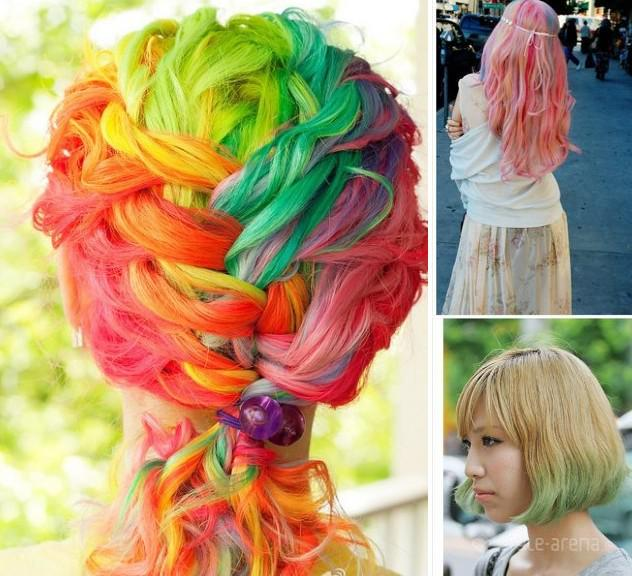 Temporary Hair Color Chalk Color Hair Pastel Hot Selling Zero Hurt