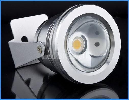 LED 수 중 라이트 저렴 한 고품질 12V 10W LED 방수 투광 램프 LED 백색 또는 따뜻한 에너지 절약 빛 램프