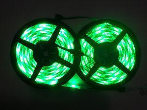 10M neuer 3528 SMD RGB wasserdichter IP65 300 LED Licht flexibler Streifen + 44 Schlüssel geben IR-Direktübertragung frei