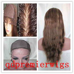 Discount highlight hair cap 2017 highlight hair cap on sale at 2017 highlight hair cap in stock silk top full lace wigs 18indian remy pmusecretfo Images