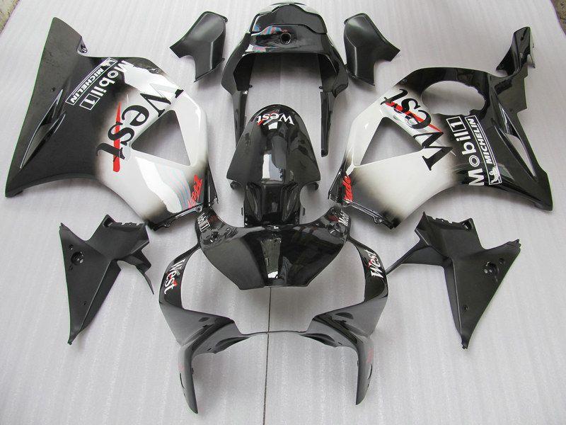 Hallo-Qualität ABS-Verkleidung Verkleidungskits für CBR900RR 954 CBR CBR954RR CBR954 2002 2003 02 03 Straßenrennen Verkleidung Kits