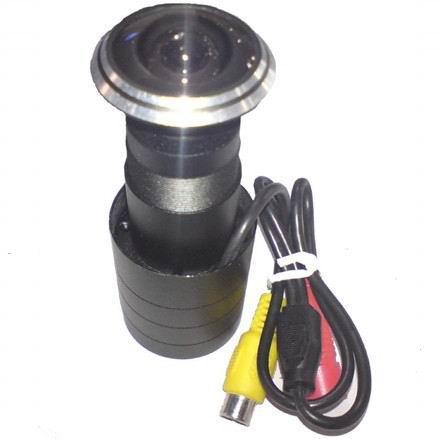 送料無料DHL / EMS。ドアのぞき穴カメラ、170度の広い角度