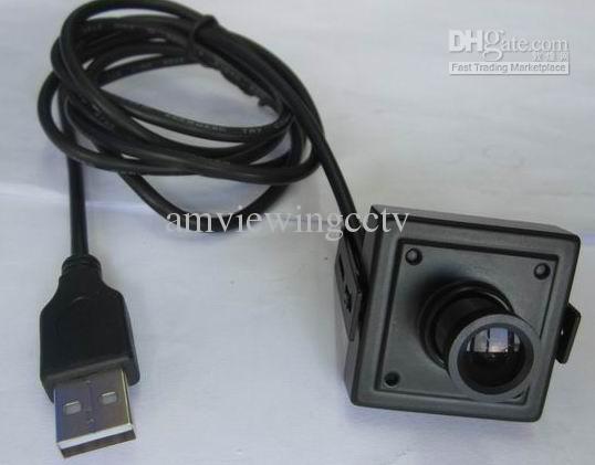 1.30MP färg ATM USB minikamera, 1,3 megapixlar Mini USB ATM-kamera