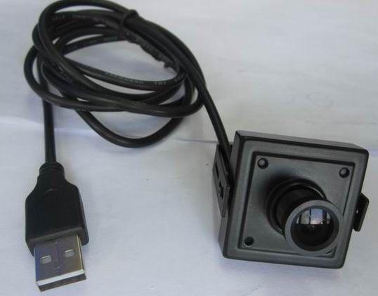 Câmera do USB ATM da cor 1.30MP mini, câmera do Atm do usb dos pixéis de 1.3 mega mini