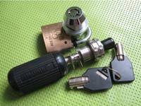 selección de bloqueo ajustable al por mayor-Venta caliente multifuncional tubular de bloqueo de manipulación ajustable Pick 7.3 7.5 7.8 7.9 pin