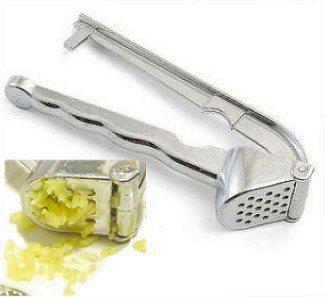 Al por mayor -Nuevo !! ¡Prensa de ajo! ¡Cocina! Gadgets de cocina! Envío gratuito de venta caliente # 80
