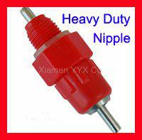Wholesale AUTOMATIC CHICKEN DUCK WATERER SCREW IN POULTRY NIPPLES DRINKER FOWL