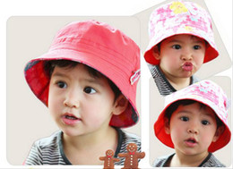 Wholesale Infant Fedora Hats - baby fedora hats kids linen hemp jazz cap children autumn top hat baby sun caps topee infant fedoras