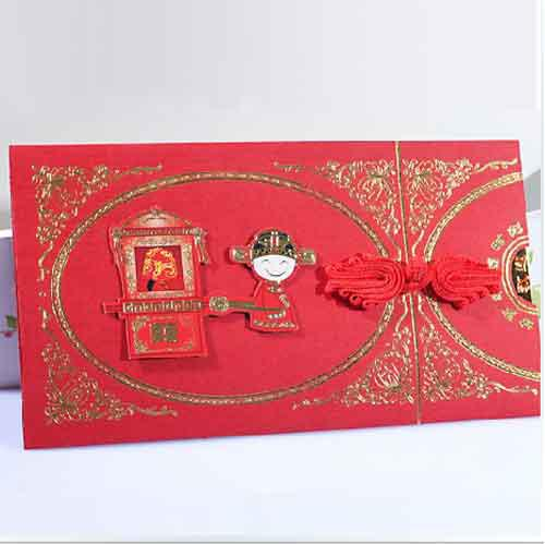 chinese invitation cards red wedding invitations with
