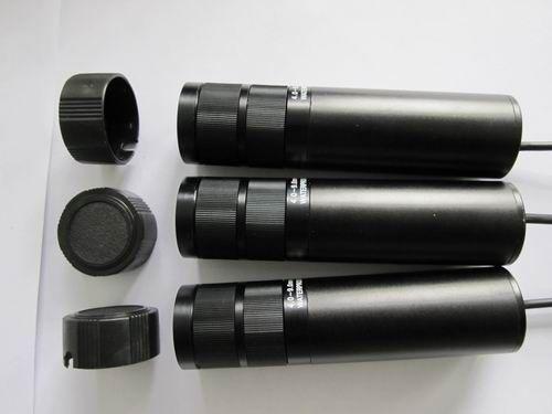 Livraison gratuite DHL / EMS / ARAMEX. Caméra CCD à balle varifocale étanche de haute qualité 4-9mm de 650TVL