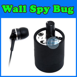 Wholesale Ear Listen Amplifier Wall - Wall Ear Audio Listening Bug Spy Amplifier Device Door