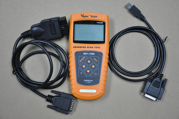 VS600 Vgate Newest Scan Tool Super Scan Tool VS 600 Diagnose Code Reader Scanner Scan Tool VS600